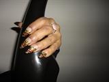 Golden Stiletto