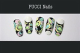 Pucci Style Nails