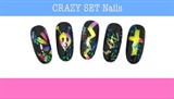Crazy Nails Set
