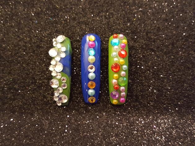 Blended Nails