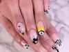 Abstract Nails