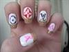 Louis Vuitton Nails again
