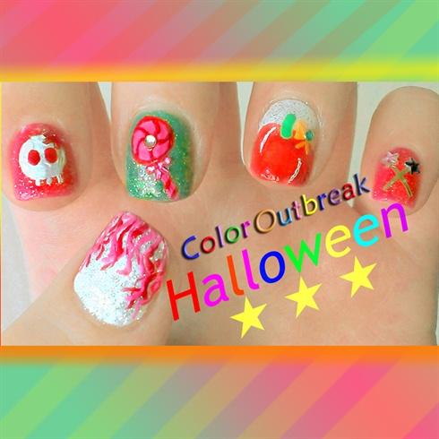 ☆Halloween Nail Art Designs☆