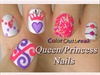 ♛Prom Queen/Princess Nail Art Designs♛
