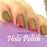 ~Born Pretty Chameleon Holo Polish #205~