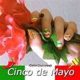 ✿Cinco de Mayo Nail Art Designs✿