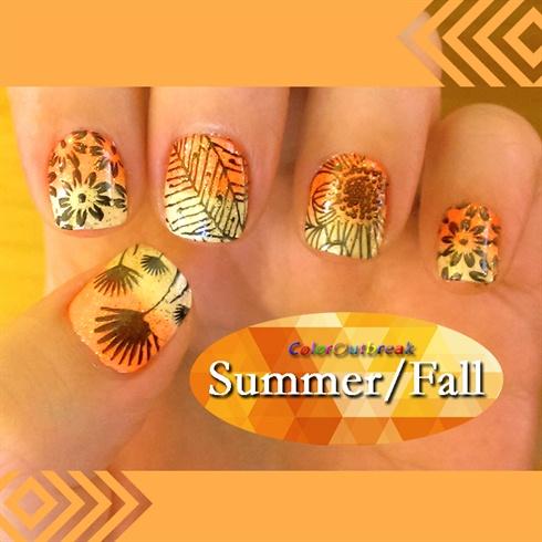 ✿Stamping Nail Art Designs- BP-46✿