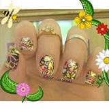 ✿Stamping Nail Art Designs BP-08✿