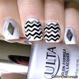 ✿Chevron Nail Art Designs✿