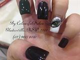eye art nail