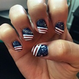 Patriotic Stripes