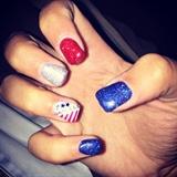 Stars Stripes And Glitter