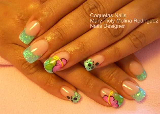 Hawaiians flowers