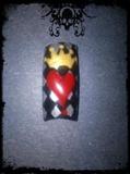 Queen of Hearts Crowned