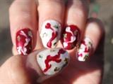 Symbolic Bleeding Heart & Reverse
