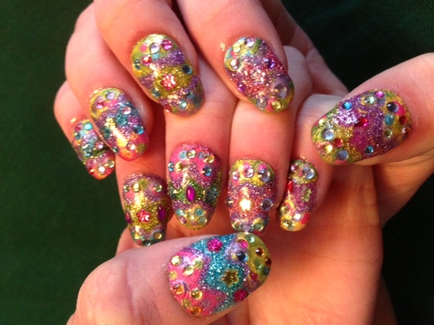 Easter Shimmer and Shine!