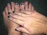 Christmas Begins!--Toes
