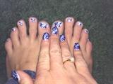 Groovy Bluesy--Toes