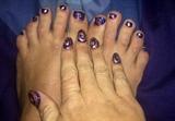Nightlife Princess--Toes
