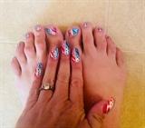 Boy/Girl--Toes