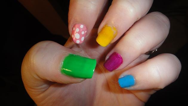Easter Eggs and Fingernails