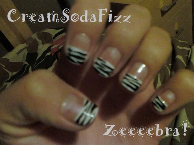 Zebra Print Tips