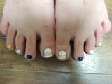 Nautical toes