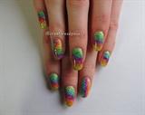 Rainbow sparkles!