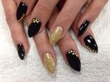 Rhianna Concert Nails