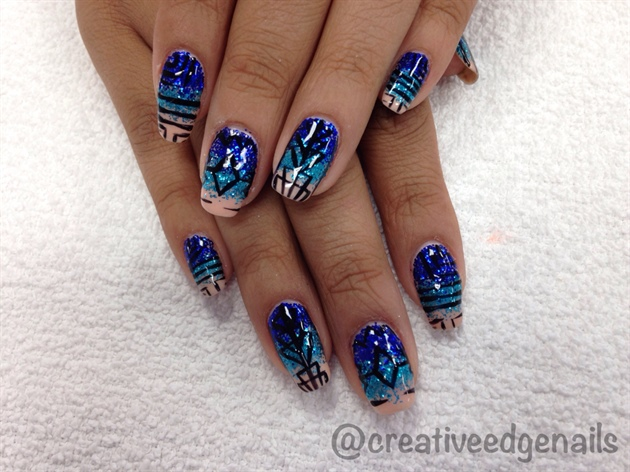 Bollywood Nails