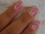 gel look a like nails look