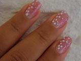 gel look a like nails look