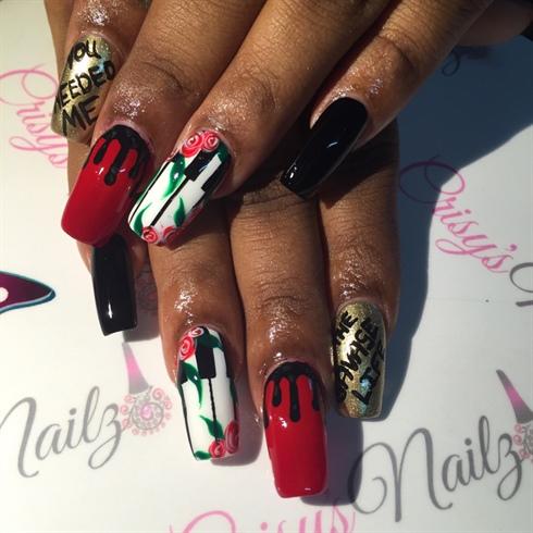 Crisy Nailz Trinidad