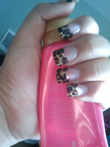 gold leopard