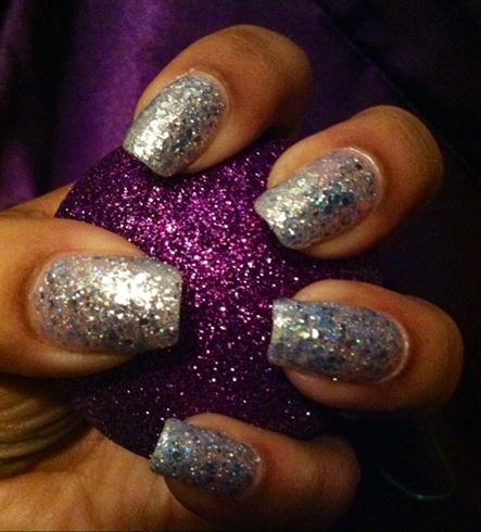 Silvery Sparkle