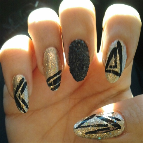 Caviar & Gold