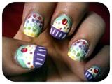 Cupcakes, Glitter, & Polka Dots