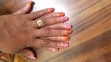Orange You Pink