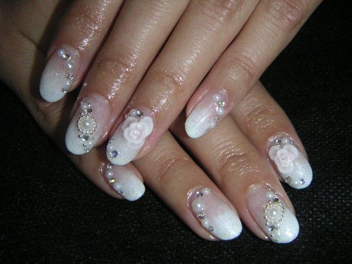 Wedding Nails - Nail Art Gallery
