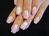 Wedding nails 3