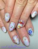 Spring Mix Design Nails