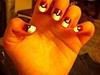 Pokéball Nails