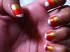 CandyCorn Nails