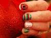 Christmas Nail Art Ideas! (6 in 1)
