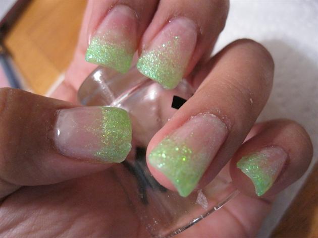 Pixie Dust Nails!!