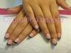 nail art paillettes