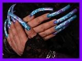 long long nails