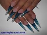 stiletto turquoise silver 2