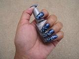Blue Polka