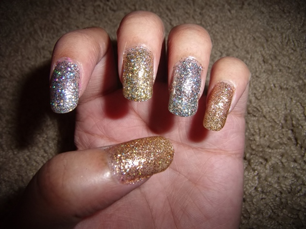 China Glaze Glitter